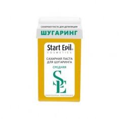 Start Epil, Набор для шугаринга (сахарная паста в картридже «Средняя») Aravia professional