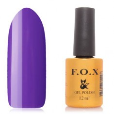FOX, Гель-лак Gradient №010 F.O.X