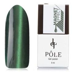 POLE, Гель-лак №5, Лесной зеленый