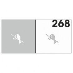 Airnails, Трафареты №268