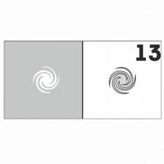 Airnails, Трафареты №13