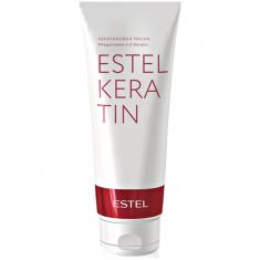 Estel keratin кератиновая маска для волос 250мл Estel Professional