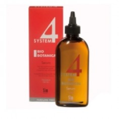 Sim Sensitive System 4 Bio Botanical Serum - Биоботаническая сыворотка 200 мл Sim Sensitive (Финляндия)