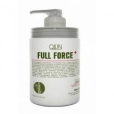 Ollin Professional Full Force Hair&Scalp Mask With Bamboo Extract - Маска для волос и кожи головы с бамбуком, 650 мл. Ollin Professional (Россия)