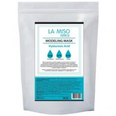 маска моделирующая (альгинатная) с гиалуроновой кислотой la miso hyaluronic acid modeling mask