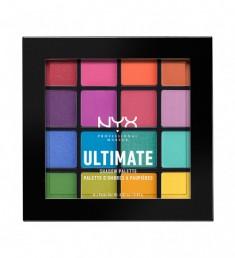 NYX PROFESSIONAL MAKEUP Палетка теней Ultimate Shadow Palette - Brights 04