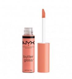 NYX PROFESSIONAL MAKEUP Блеск для губ, тающий на губах Butter Lip Gloss - Sunday Mimosa 31