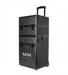 NYX PROFESSIONAL MAKEUP Кейс визажиста 3-х ярусный Makeup Artist Train Case 3 Tier 11