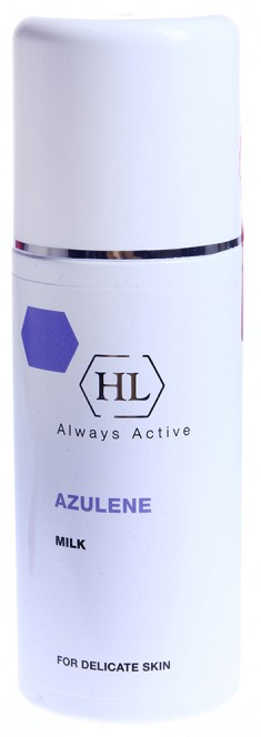 HOLY LAND Молочко очищающее для лица / Milk AZULEN 250 мл