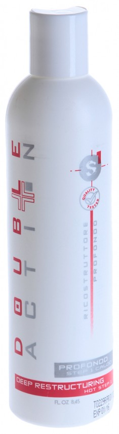 HAIR COMPANY Средство регенерирующее горячей фазы 1 / Ricostruttore Profondo Step 1 Caldo DOUBLE ACTION 250 мл