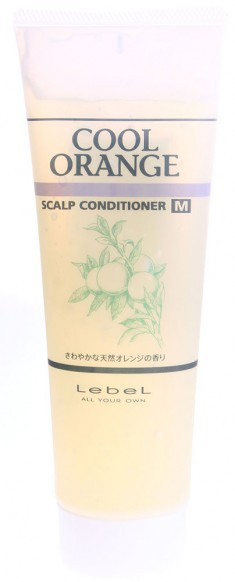 LEBEL Кондиционер очиститель / COOL ORANGE Scalp Conditioner M 240 г