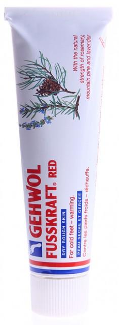 GEHWOL Бальзам красный для сухой кожи 75 мл