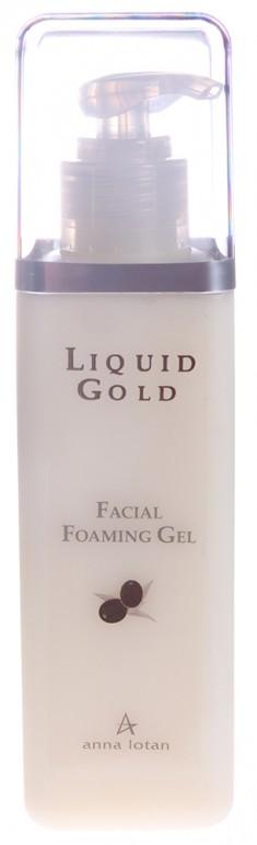 ANNA LOTAN Гель очищающий Золотой / Facial Foaming Gel LIQUID GOLD 200 мл