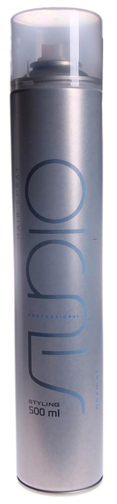 STUDIO PROFESSIONAL Лак нормальной фиксации для волос / Studio 500 мл Kapous