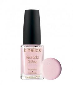 KINETICS Укрепитель для ногтей / Rose Gold Hardener 15 мл