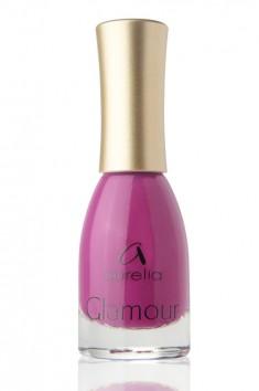AURELIA 104G лак для ногтей / Glamour 13 мл