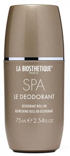 LA BIOSTHETIQUE Дезодорант роликовый освежающий / Le Deodorant SPA 75 мл