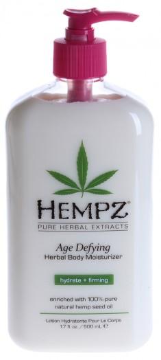 HEMPZ Молочко увлажняющее антивозрастное для тела / Age Defying Moisturizer 500 мл