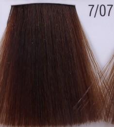 WELLA PROFESSIONALS 7/07 краска для волос, олива / Koleston Perfect ME+ 60 мл
