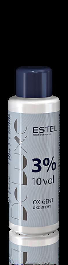 ESTEL PROFESSIONAL Оксигент 3% / DE LUXE 60 мл
