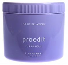 LEBEL Крем для волос / PROEDIT HAIRSKIN OASIS RELAXING 360 г