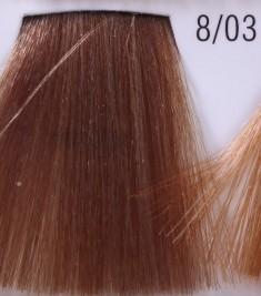 WELLA PROFESSIONALS 8/03 краска для волос, янтарь / Koleston Perfect ME+ 60 мл
