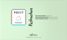 KAARAL Лосьон восстанавливающий / Intense Repair Treatment PURIFY 12*10 мл