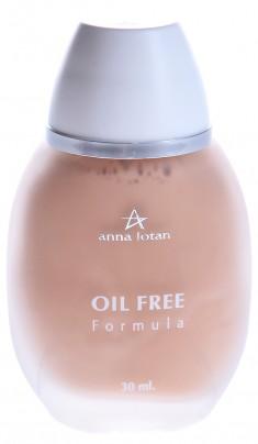 ANNA LOTAN Крем тональный для жирной проблемной кожи №1 / Oil Free Formula MAKEUP 30 мл