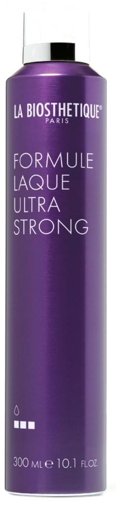 LA BIOSTHETIQUE Лак аэрозольный экстрасильной фиксации для волос / Formule Laque Ultra Strong FINISH 300 мл