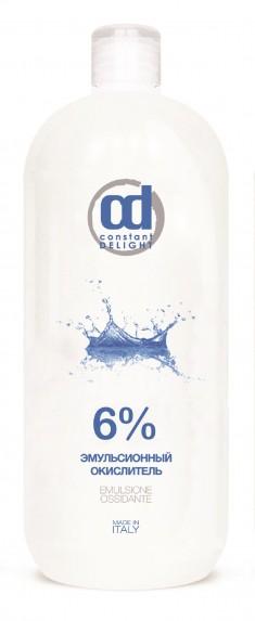 CONSTANT DELIGHT Окислитель эмульсионный 6% белый / Oxigent 1000 мл