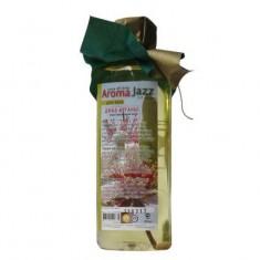 AROMA JAZZ Масло массажное жидкое для тела Джаз арганы 350 мл