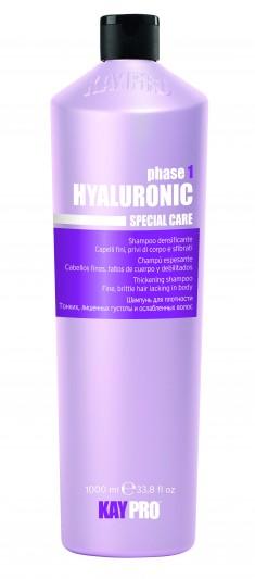 KAYPRO Шампунь с гиалуроновой кислотой для плотности волос 1000 мл