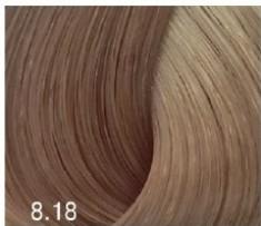 BOUTICLE 8/18 краска для волос, светло-русый пепельно-жемчужный / Expert Color 100 мл