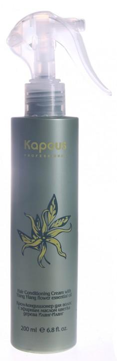 KAPOUS Крем-кондиционер (спрей) для волос Иланг-иланг / Ylang Ylang 200 мл