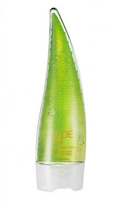 HOLIKA HOLIKA Пенка очищающая Алоэ / Aloe Cleansing Foam 150 мл