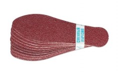 DOMIX Комплект сменных абразивов для педикюрной пилки-терки, зернистость 180 / DGP