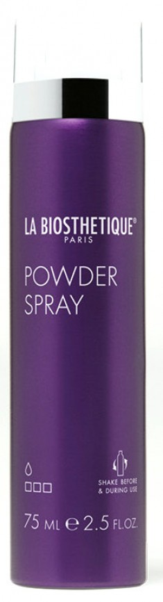 LA BIOSTHETIQUE Спрей-пудра для быстрого создания объема / Powder Spray FINISH 75 мл