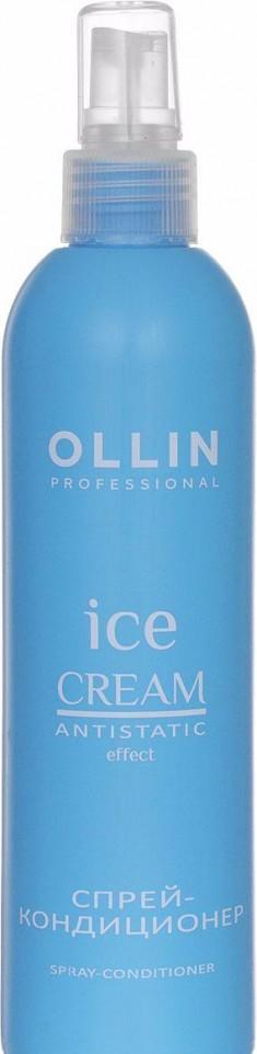 OLLIN PROFESSIONAL Кондиционер-спрей питательный / Spray-Conditioner ICE CREAM 250 мл