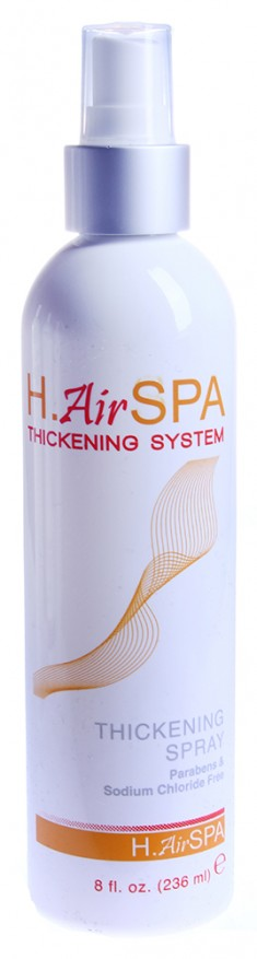 H AIRSPA Спрей утолщающий / Thickening Spray 236 мл