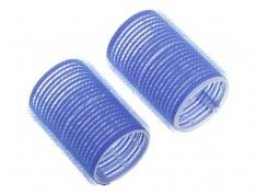 DEWAL PROFESSIONAL Бигуди-липучки синие d 52 мм 6 шт/уп