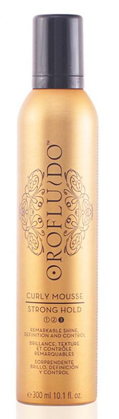 OROFLUIDO Мусс для кудрявых волос / CURLY MOUSSE 300 мл