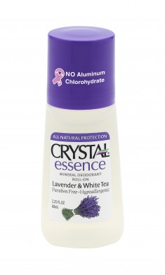 CRYSTAL Дезoдорант роликовый, лаванда и белый чай / Crystal ROLL-on Lavander & White Tea 66 мл