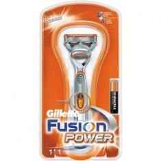 GILLETTE Бритва Gillette Fusion Power с 1 сменной кассетой Станок + 1 кассета