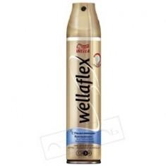 WELLA Лак для волос с увлажняющим комплексом экстра-сильной фиксации Wellaflex 250 мл