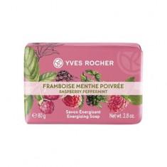 Мыло «Малина & Мята» Yves Rocher