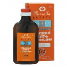 Сульсен форте шампунь с кетоконазолом против перхоти Мирролла 250 мл MIRROLLA