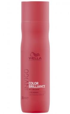 Wella Invigo Color Brilliance Шампунь для окрашенных нормальных и тонких волос 250мл