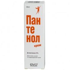 Крем Evo Пантенол для очень сухой и поврежденной кожи 46мл N1 туба