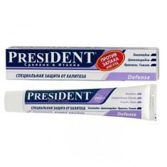 Президент Defense зубная паста 50мл N1 туба President