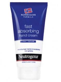 Ньютроджина Крем для рук быстро впитывающийся 75 мл Neutrogena